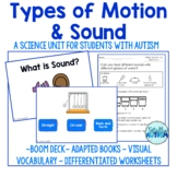 Motion and Sound for Special Ed