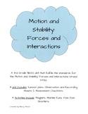 Motion and Stability: Forces and Interactions