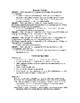 Motion in Mechanics Unit Plan