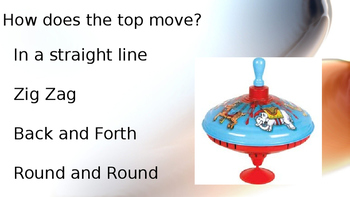 Motion of Objects PowerPoint