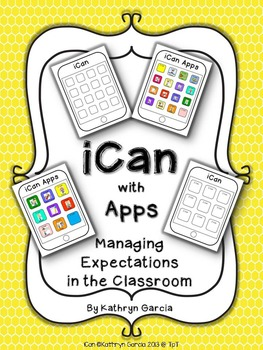 Classroom Management with the iCan Phone Using I Can Statements