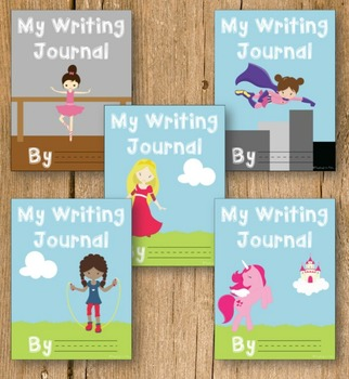 Motivating Girls' Writing Pack