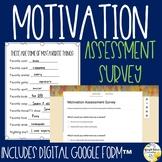 Distance Learning Motivation Assessment Survey Behavior Assessment Tool