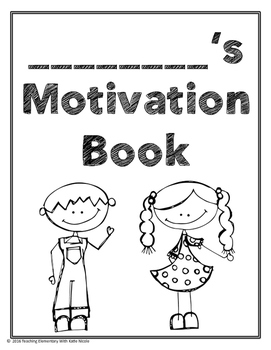 Data Book/Motivation Book/SMART Goal Setting Book