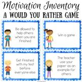 Motivation Inventory