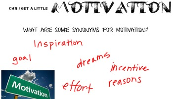 Motivation Mini-Lesson