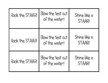 Motivation Notes for testing