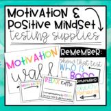 Motivation & Positive Mindset Testing Incentives