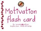 Motivation Poster Cards