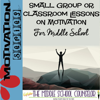 Motivation Small Group/Class Lesson Executive Functioning Bundle