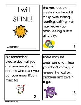 Motivation Test Booklet