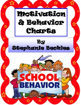 Motivation and Behavior Charts