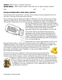6th grade GA Social Studies: Motivation of European Explorers and the 3 Gs