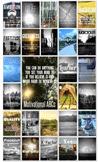Motivational/Growth Mindset ABCs Bundle - volume one