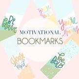 Motivational Bookmarks