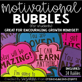 Motivational Bubbles (for students)