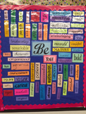 Motivational Bulletin Board - Be You!