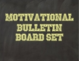 Motivational Bulletin Board Set