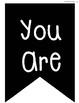 Motivational Classroom Banner/ Decor