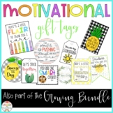 Motivational GIFT TAGS