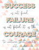 Motivational / Inspirational Quote Posters about Courage