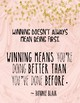 Motivational/Inspirational Quotes ~ Rose Gold Marble