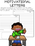Motivational Letters for Testing