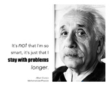 """10 Beautiful Math Quote Posters - Inspire and Motivate! 8.5"""" x 11"""""""
