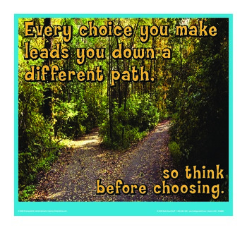 Motivational Message - Different Paths