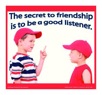 Motivational Message - Secret To Friendship