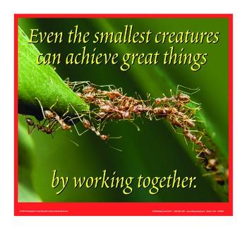 Motivational Message - Working Together