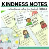 Motivational Notes BUNDLE | Positive Notes for Students | Growth Mindset Notes