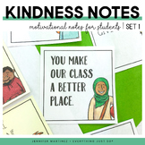 Motivational Notes: Set One | Positive Notes for Students | Growth Mindset