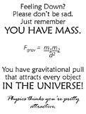 Motivational Physics Poster