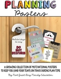 Planning Posters *Growing Collection* Not JANE