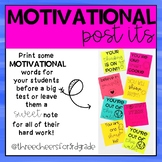Motivational Post-its