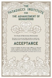 Motivational Poster -  Acceptance