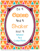 Motivational Poster:  Be a Mover and a Shaker Not a Whiner