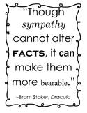 Motivational Poster Bram Stroker