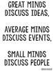 Motivational Poster Bundle (Black & White Design)