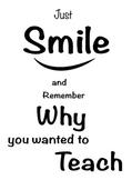 Motivational Poster For Teachers