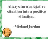 Motivational Poster (Michael Jordan)