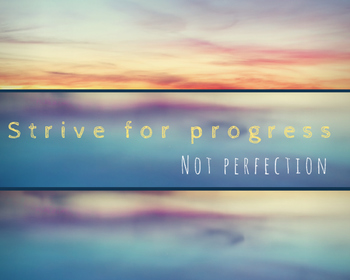 Motivational Poster - Progress