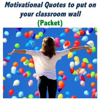 Motivational Posters (8.5 x 11)  READ DESCRIPTION!