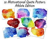 Motivational Posters: Athletes Edition
