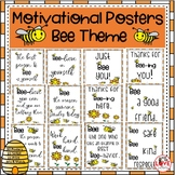 Motivational Posters- Bee Theme