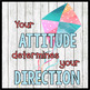 Motivational Posters   Growth Mindset Posters for Classroom Decor - Tropical