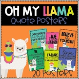 Motivational Posters (Llama)