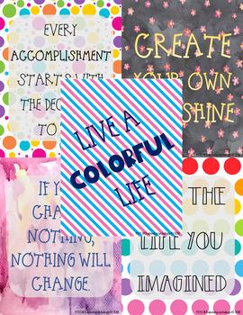 Motivational Posters, Set 1