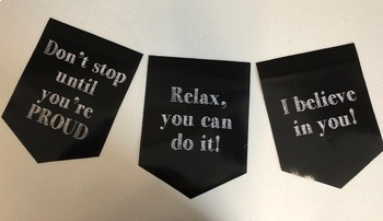 Motivational Posters - Standardized Tests